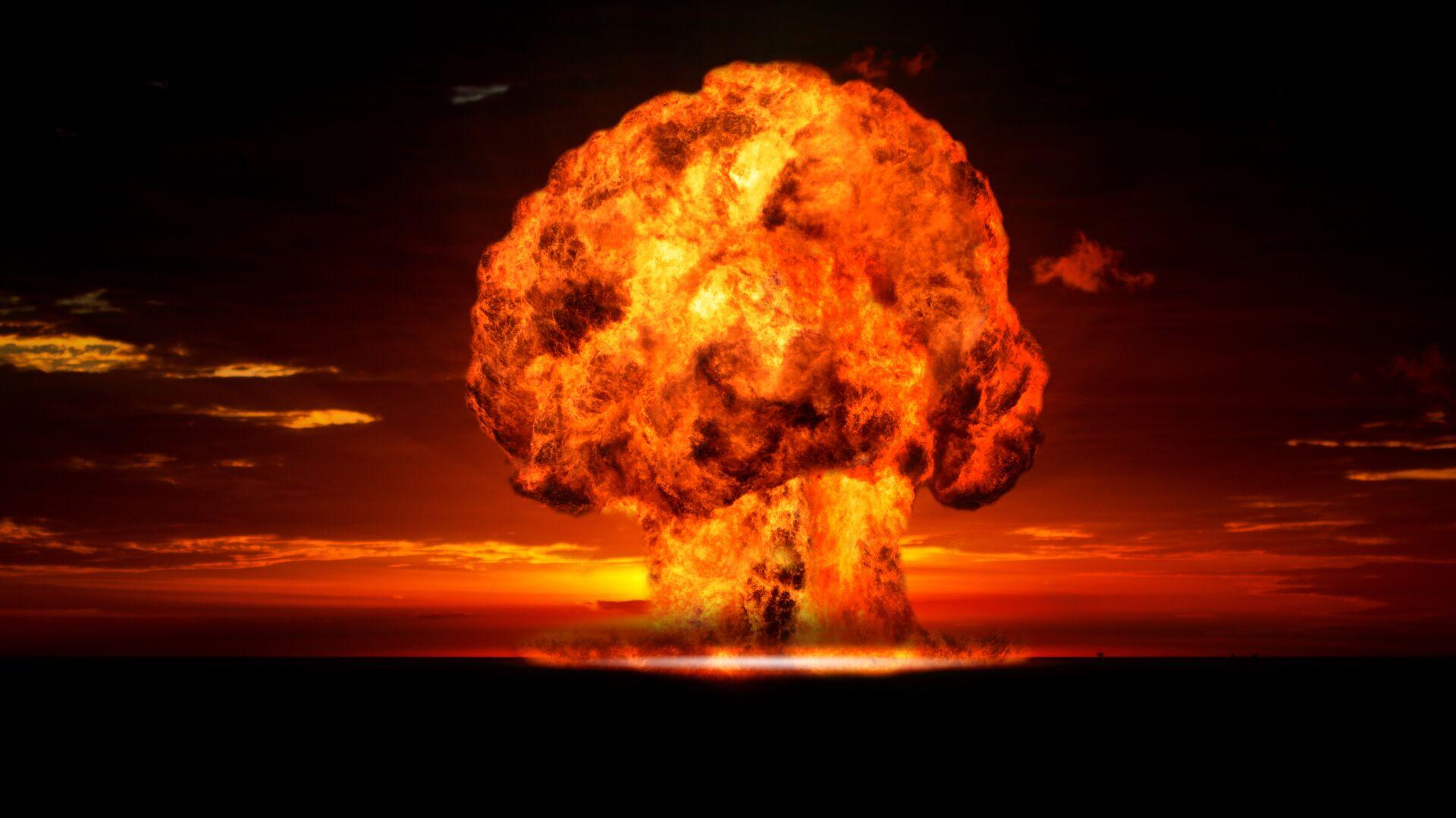 Ядерный взрыв - РИА Новости, 1920, 05.08.2021