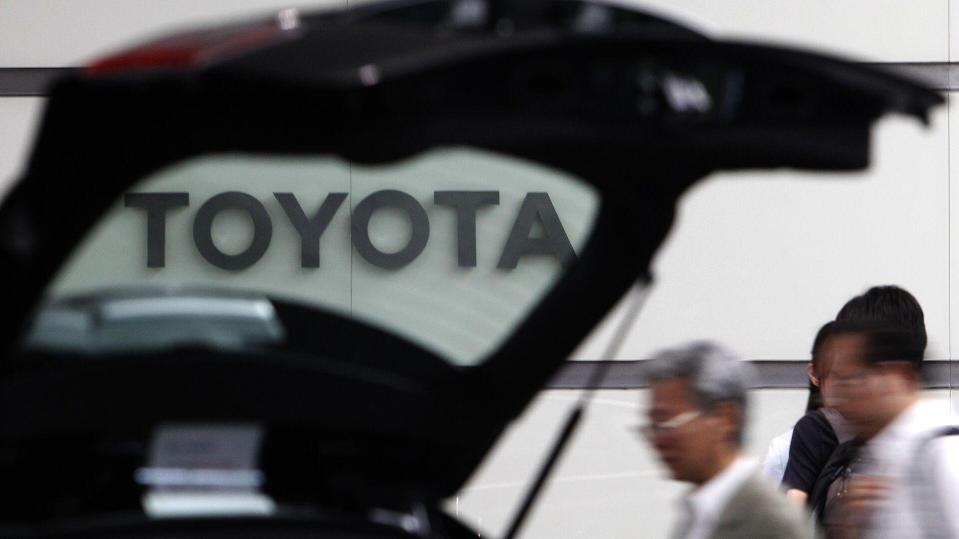 Toyota приостанавливает работу заводов в Британии и Франции