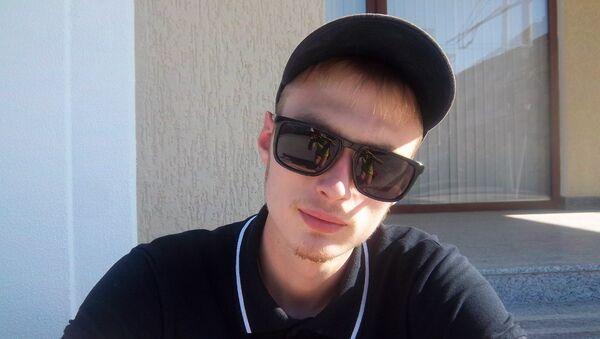 Дмитрию Рудакову было всего 20 лет