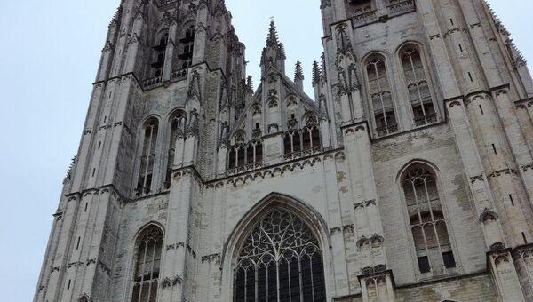 Российский гимн был исполнен на колоколах в Брюсселе, Бельгия
