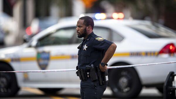 Полиция в Джексонвилле