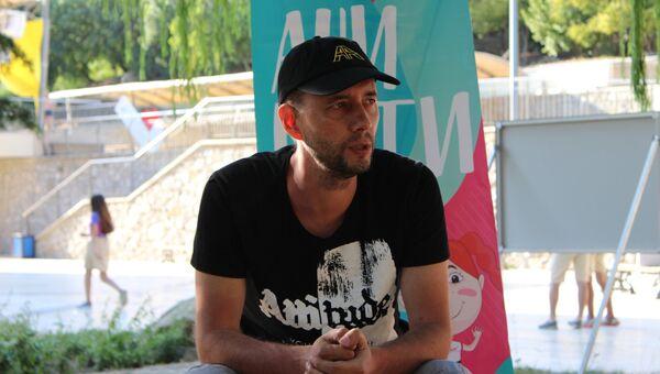Денис Чернов, ведущий режиссёр студии Петербург и проекта Смешарики