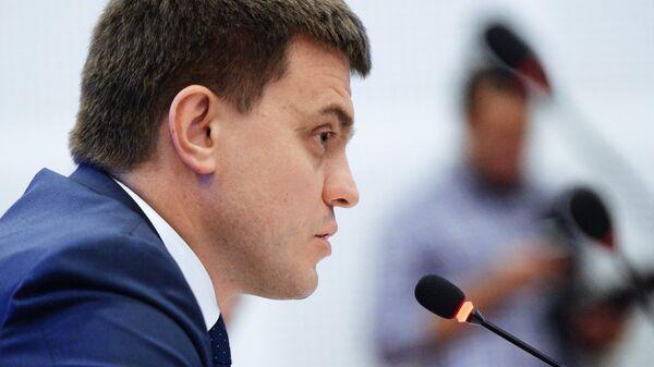 Министр науки и высшего образования РФ Михаил Котюков на VI Международном форуме Технопром-2018