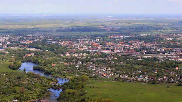 В Калининградской области открылся патриотический арт-проект