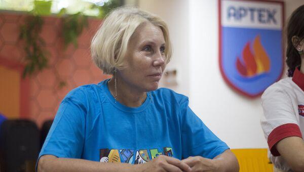 Директор Ассоциации анимационного кино Ирина Мастусова
