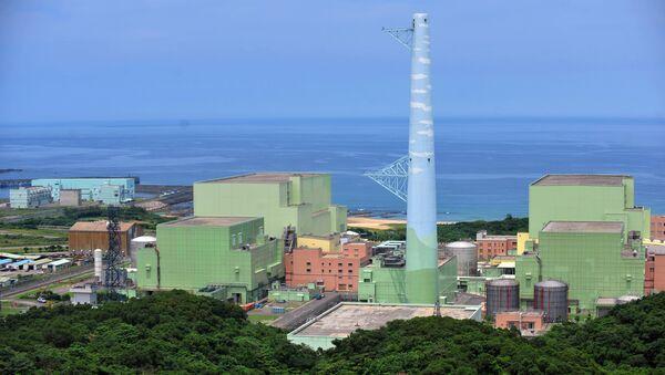 АЭС Лунгмень в Тайвани. Архивное фото