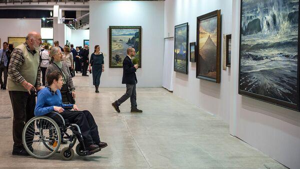 Конференция по доступности музеев для инвалидов прошла в Крыму