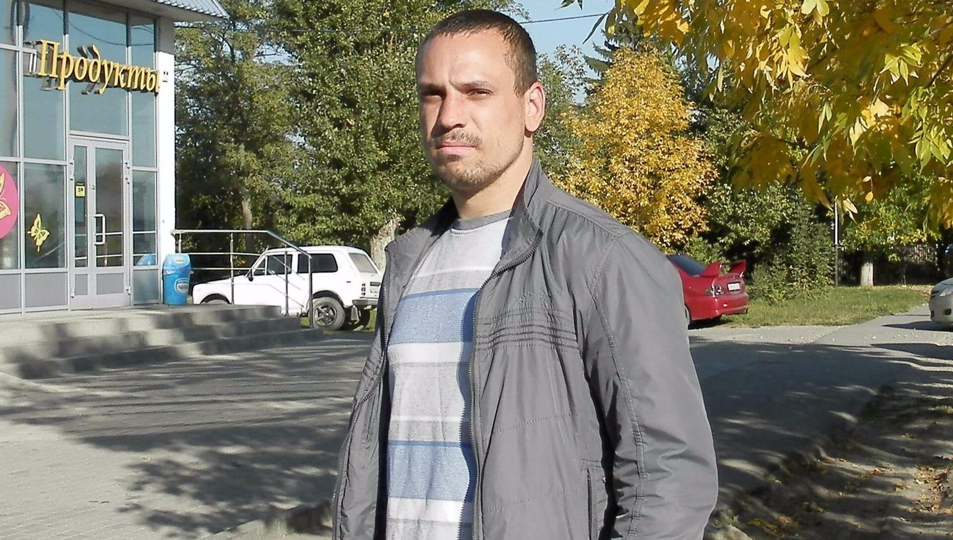 Андрей Минчук умер на месте происшествия - РИА Новости, 1920, 07.09.2018