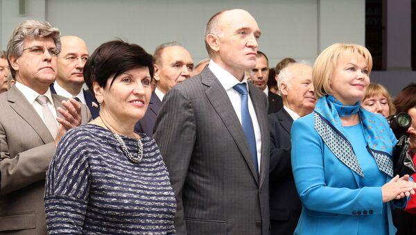 Татьяна Никитина: большая честь, что выставка-форум проходит в Челябинске