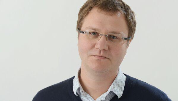 Пресс-секретарь Дмитрия Медведева Олег Осипов. Архивное фото