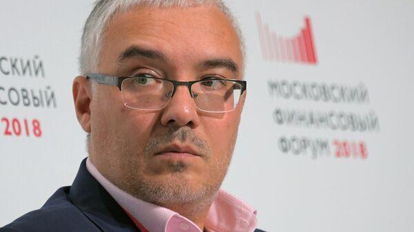 Спецпредставитель президента РФ по вопросам цифрового и технологического развития Дмитрий Песков. Архивное фото