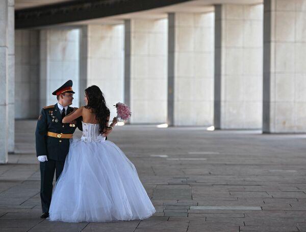 Свадебные гуляния