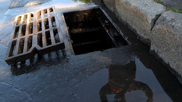 Водосток в Москве