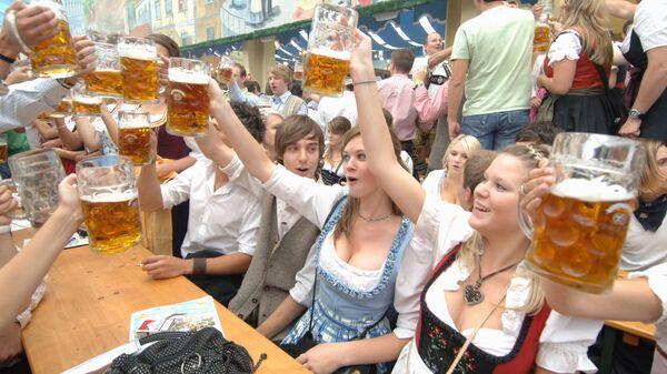 Пивной праздник Октоберфест