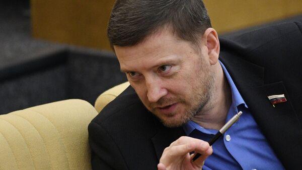 Член комиссии Государственной Думы РФ по вопросам депутатской этики Сергей Иванов. Архивное фото