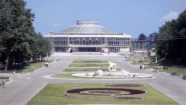 Здание Рязанского государственного цирка