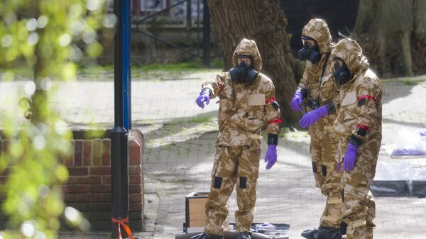 В Солсбери приступили к очистке связанных с отравлением Скрипалей мест