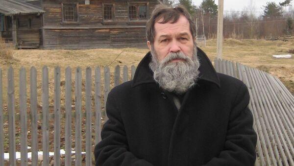 Писатель Николай Коняев, архивное фото