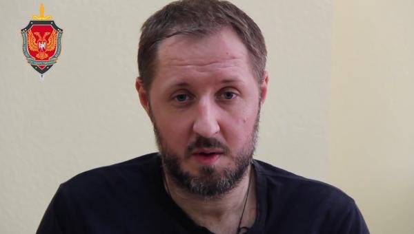 Бывший сотрудник управления Службы безопасности Украины в Донецкой области Владимир Болтенко