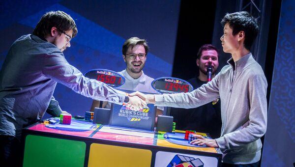 Чемпионат мира Red Bull Rubik's Cube