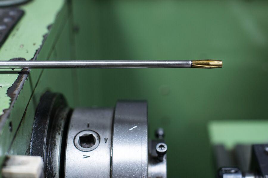 Дорн - сверхтвердый инструмент для формирования нарезов в каналах снайперских винтовок