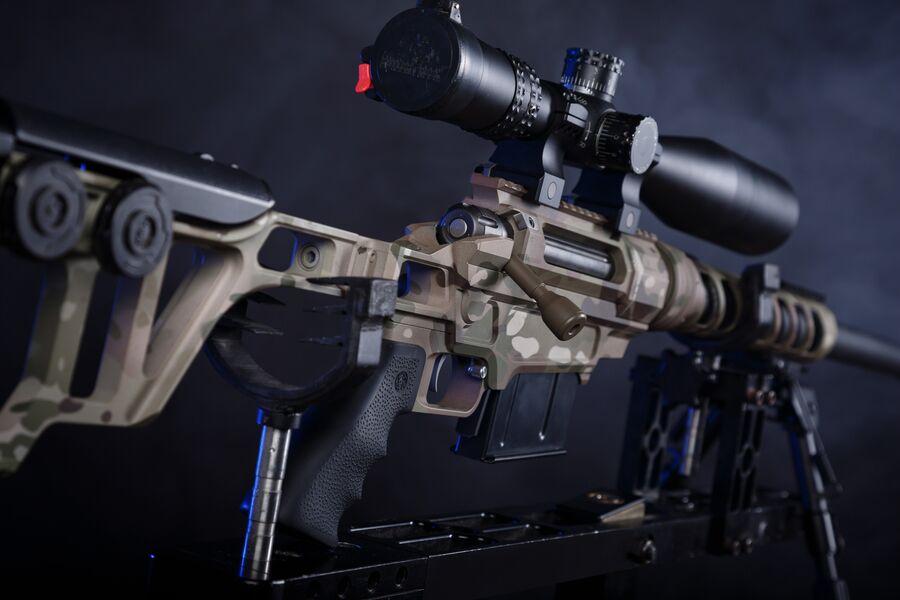 Снайперская винтовка TSLV-8 Сталинград