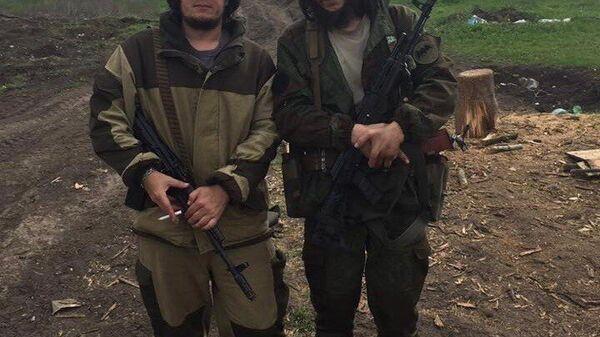 Граждане РФ братья Руслан и Марлен Мисиратовы, обвиняемые в участии в деятельности экстремистской организации