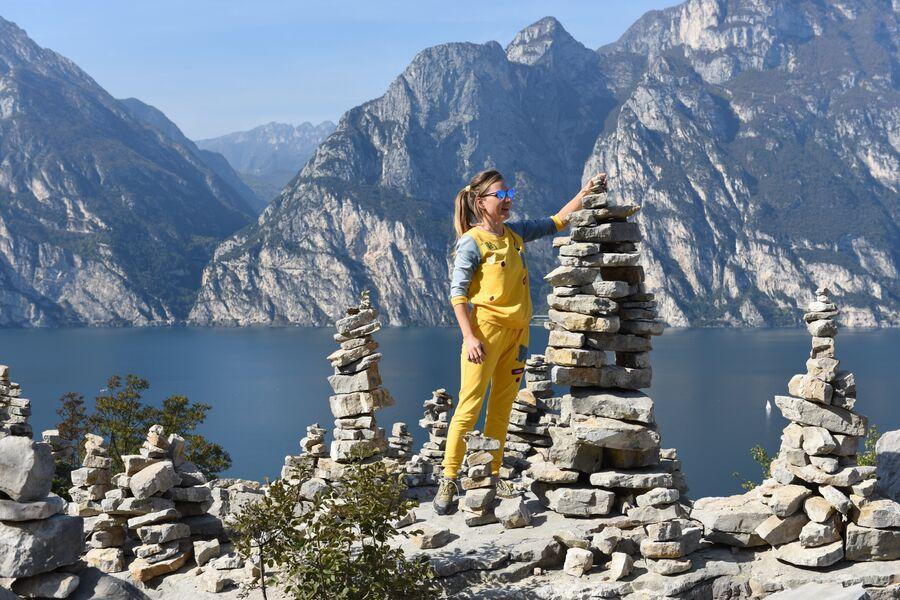Италия. Прогулка в горах