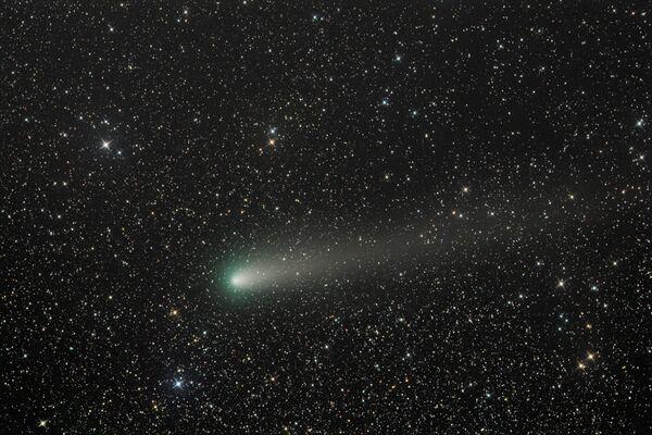 Комета 21P/Джакобини — Циннера