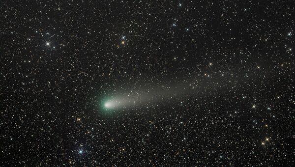 Комета 21P/Джакобини — Циннера. Архивное фото