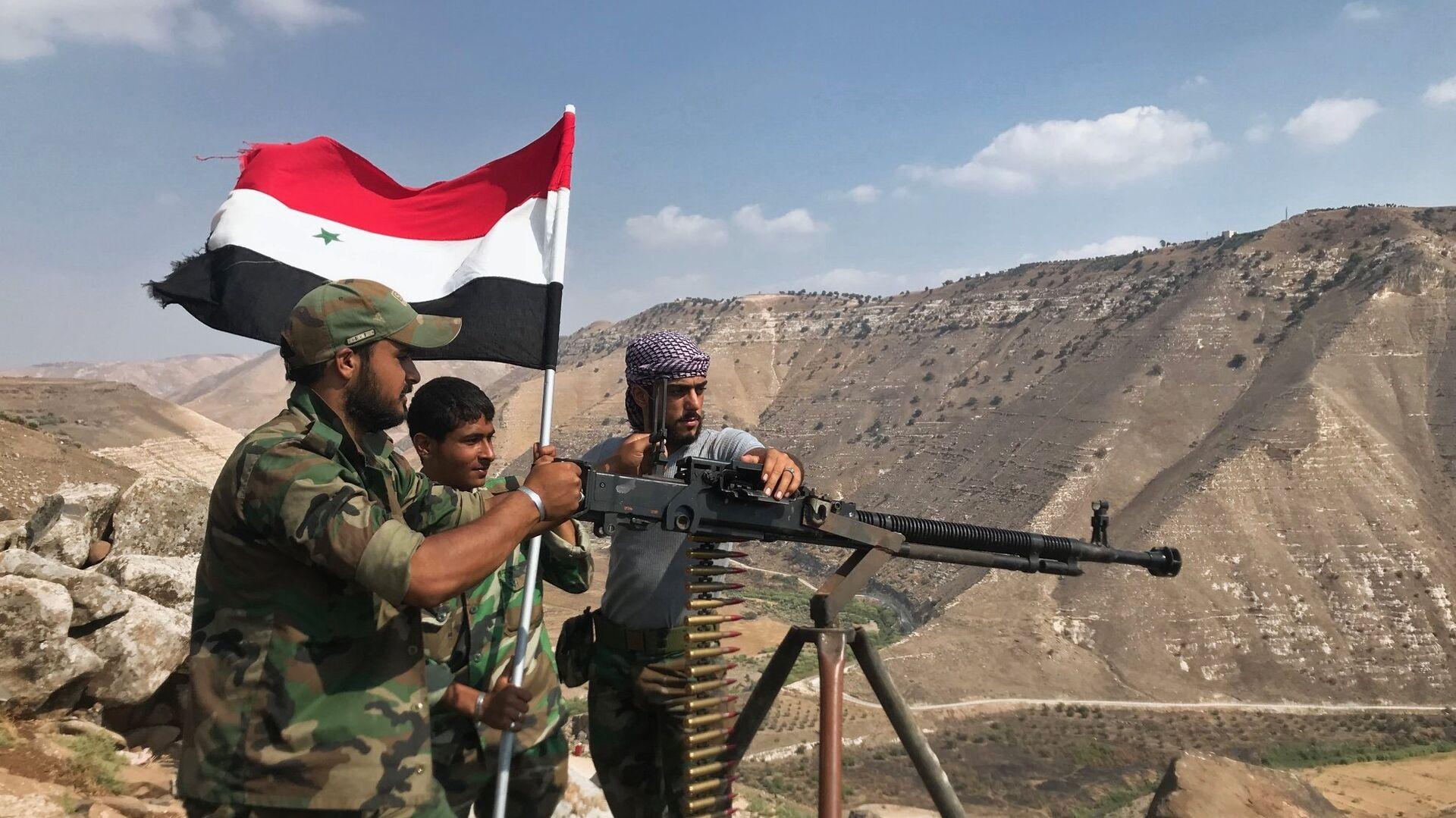 Глава МИД Германии обвинил Асада в государственном терроризме