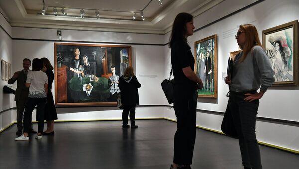 Выставка Парижские вечера баронессы Эттинген. Руссо, Модильяни, Аполлинер, Сюрваж, Фера