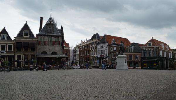 В городе Хорн в Нидерландах. Архивное фото