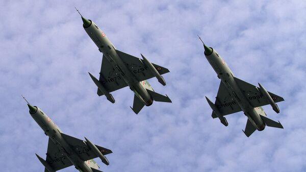 Истребители МиГ-21 ВВС Индии
