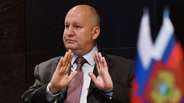 Министр РФ по делам Северного Кавказа Сергей Чеботарев