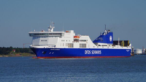 Паром Regina Seaways