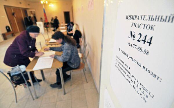 ЦИК РФ: голосовать на выборах в октябре пойдут более 40 млн россиян