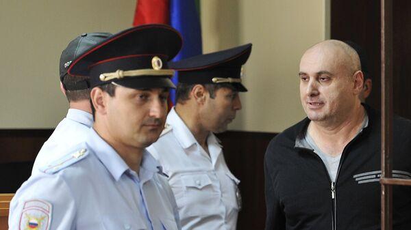 Бывший мэр Махачкалы Муса Мусаев в суде
