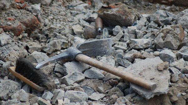 Инструменты археолога