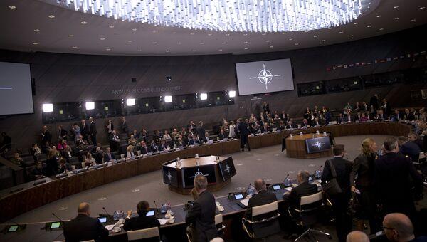 Встреча министров обороны стран НАТО. Архивное фото