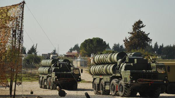 Зенитно-ракетные комплексы С-400