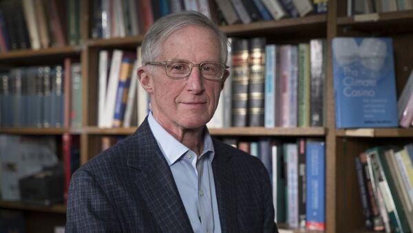 Лауреат Нобелевской премии по экономике 2018 года Уильям Нордхаус