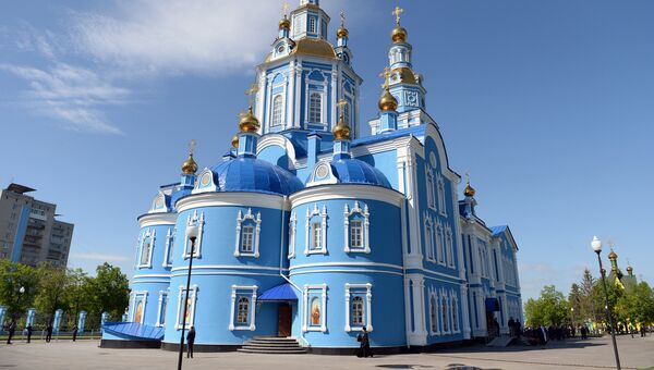 Ульяновск. Архивное фото