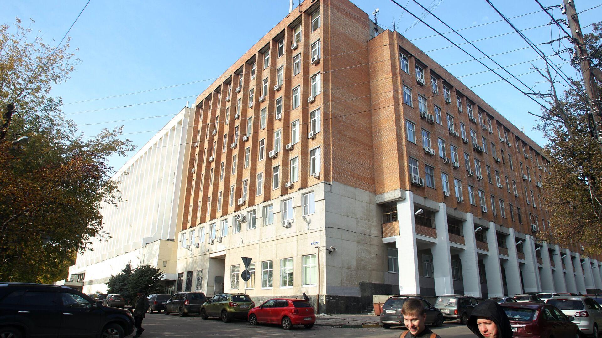 Институт прикладной физики РАН в Нижнем Новгороде - РИА Новости, 1920, 24.10.2020