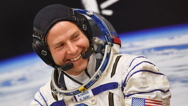 Астронавт NASA Ник Хейг. Архивное фото