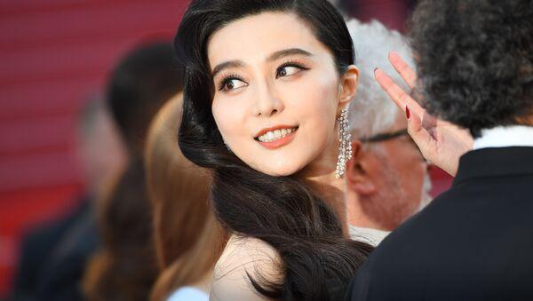 Китайская актриса Фань Бинбин. Архивное фото