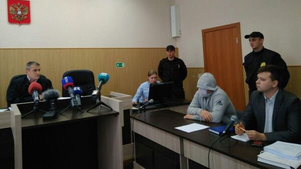 Судебное заседание по уголовному делу в отношении одного из подростков, обвиняемого в нападении на пермскую школу