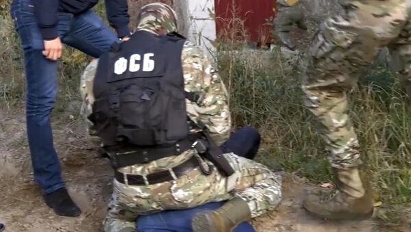 Задержание главаря российского крыла террористической организации Хизб ут-Тахрир (запрещена в РФ)