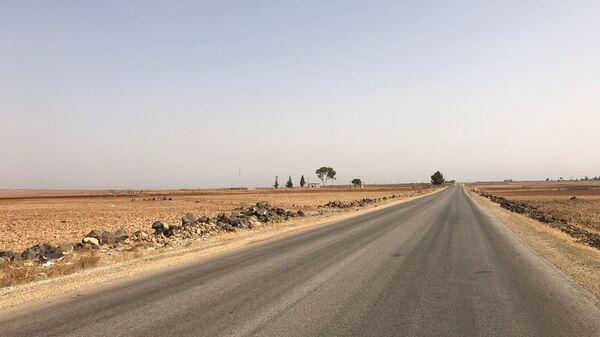 По дороге из Хама в Скальбию, Сирия