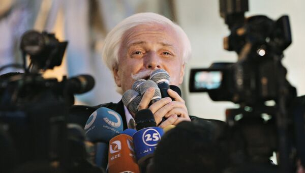 Бизнесмен Бадри Патаркацишвили. Архивное фото
